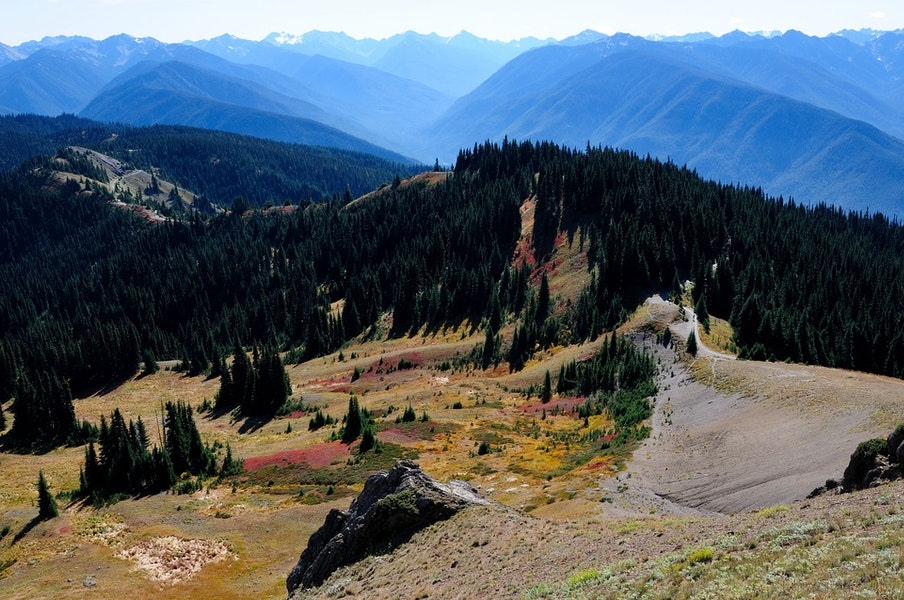 Seattle - Olympic NP Noord