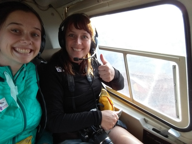 Optionele excursie: Helikoptervlucht over de Grand Canyon