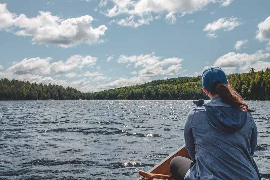Optionele excursie: Kanotocht in Algonquin - Self guided
